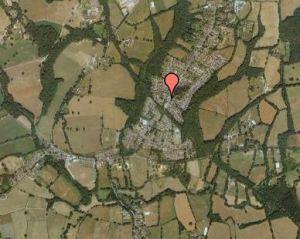 Rudgwick-satellite-view