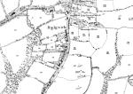 1876-87 Rudgwick Village, 1:2,500 scale