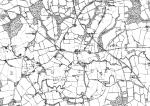 1880 Rudgwick, Bucks Green & Tismans Common, 1:10560