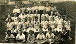 Rudgwick School 1934, headmaster Mr Bacon