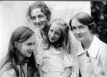 Dr Boxall's daughters were well known in Rudgwick all their lives. Joan, a midwife and youngest, with Gladys, the eldest had a maternity home at Ridge in Church Street for 3o years to 1968 - over 300 babies were born there