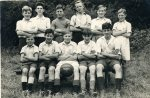 Rudgwick School football team, 1948-9