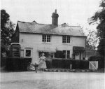 The Post Office and stores was the centre of liofe in The Haven, closed before the war. the business was begun by the King family at Little Tittlesfold in the C19th. now a private house. Opposite was a bakery.